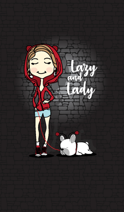 Lazy and Lady