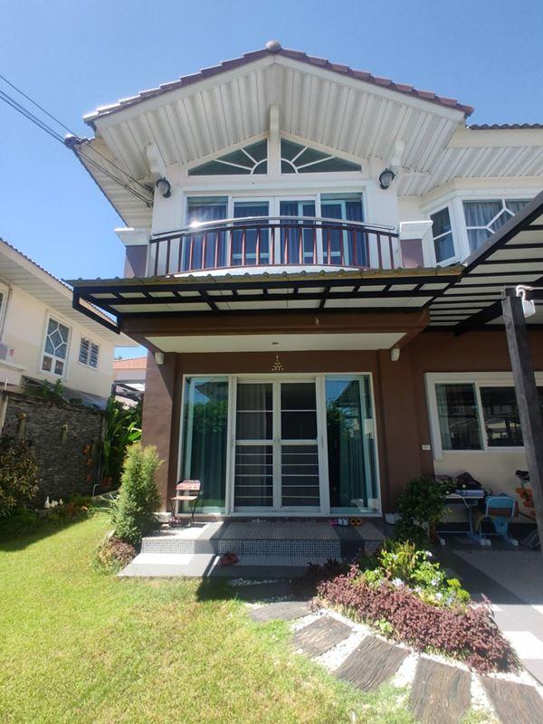 ขายบ้านเดี่ยว 2 ชั้น หมู่บ้านศุภาลัยวิลล์ ถนน ปทุมธานี-สายใน เมืองปทุมธานี 3 นอน 2 น้ำ 62.1 ตรว.