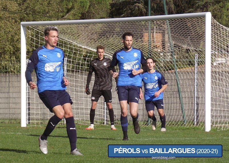 Es Pérols vs BAILLARGUES SAINT BRES VALERGUES