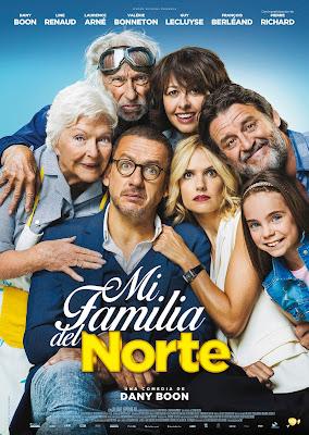 La Ch'tite Famille [2018] [DVD R2 PAL] [Spanish]