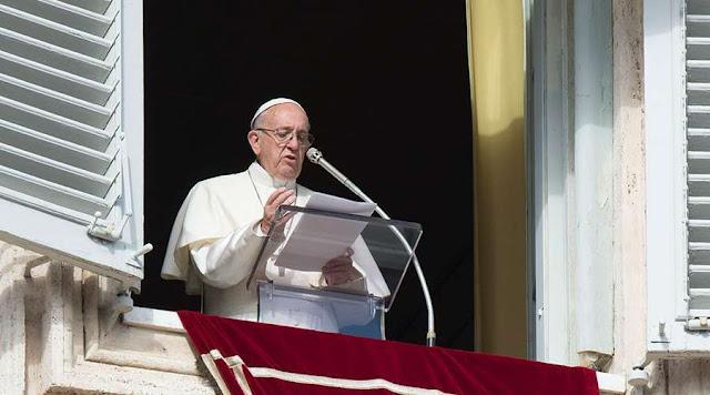 Papa Francisco. 3 actitudes para seguir a Jesús