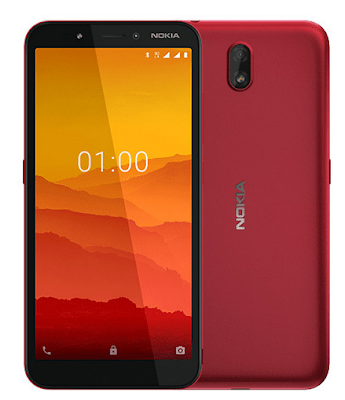 See Nokia C1 – HMD Cheapest Android Phone Launched