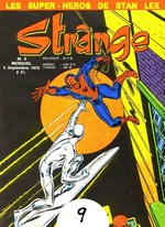 Strange n° 9