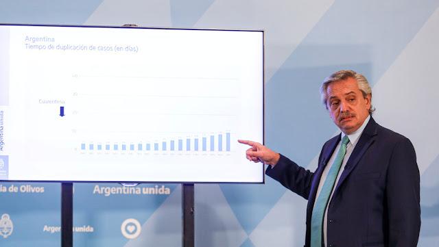 El Gobierno argentino se niega a levantar la cuarentena en medio de la pandemia y los empresarios pujan por reanudar las actividades