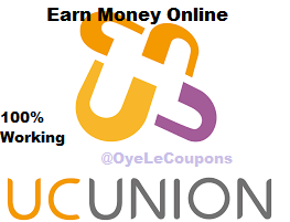 Earn money with Uc Union vy paytm & freecharge