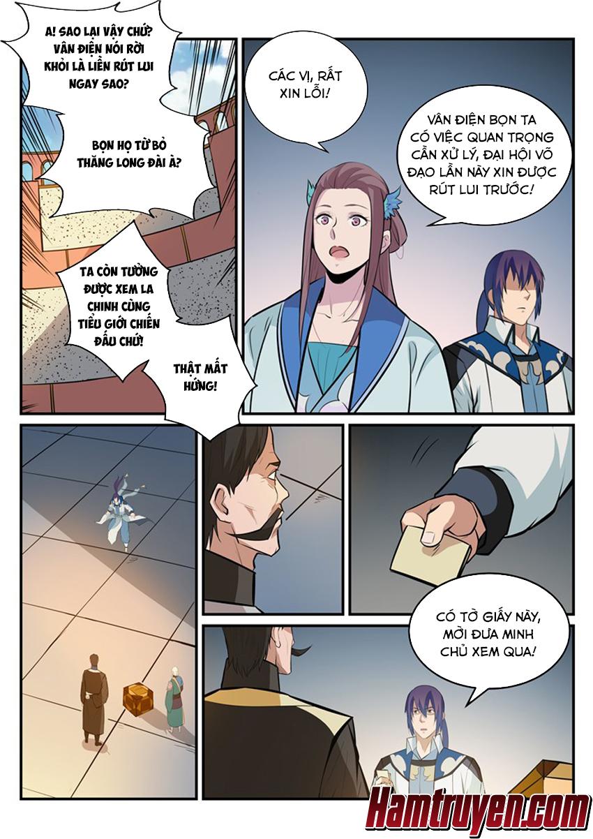 Bách Luyện Thành Thần Chapter 192 trang 7 - CungDocTruyen.com
