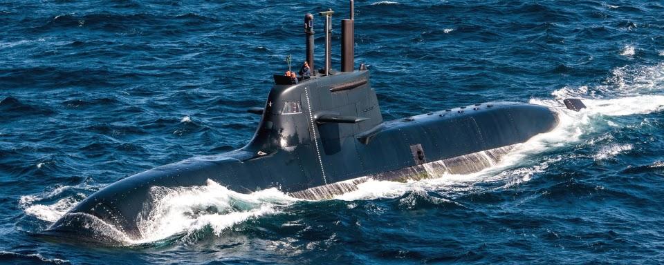 Україна будуватиме малі підводні човни для ВМСУ