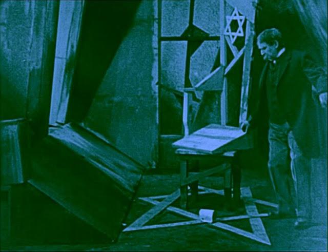 Hans Moser in DIE STADT OHNE JUDEN