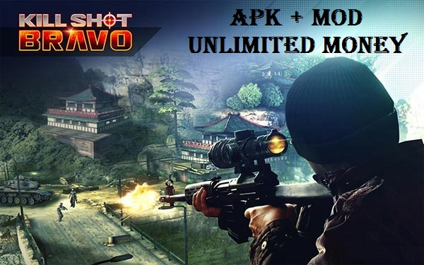 Download Kill Shot Bravo Apk Mod Unlimited Money Android Game