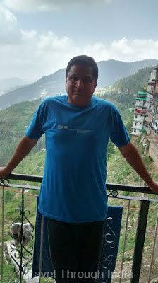 Me in hotel in Narkanda