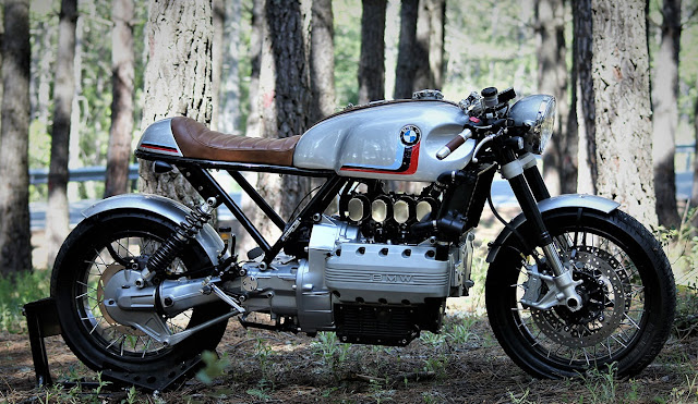 BMW K1100 By DS Motorcycles Hell Kustom