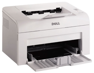 Produce crisp as well as precipitous monochrome documents alongside the Dell Laser Printer  Dell 1110 Driver Downloads