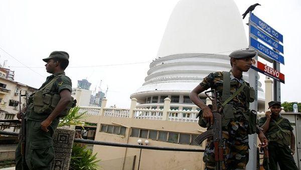 Arrestan a dos principales sospechosos de los atentados en Sri Lanka