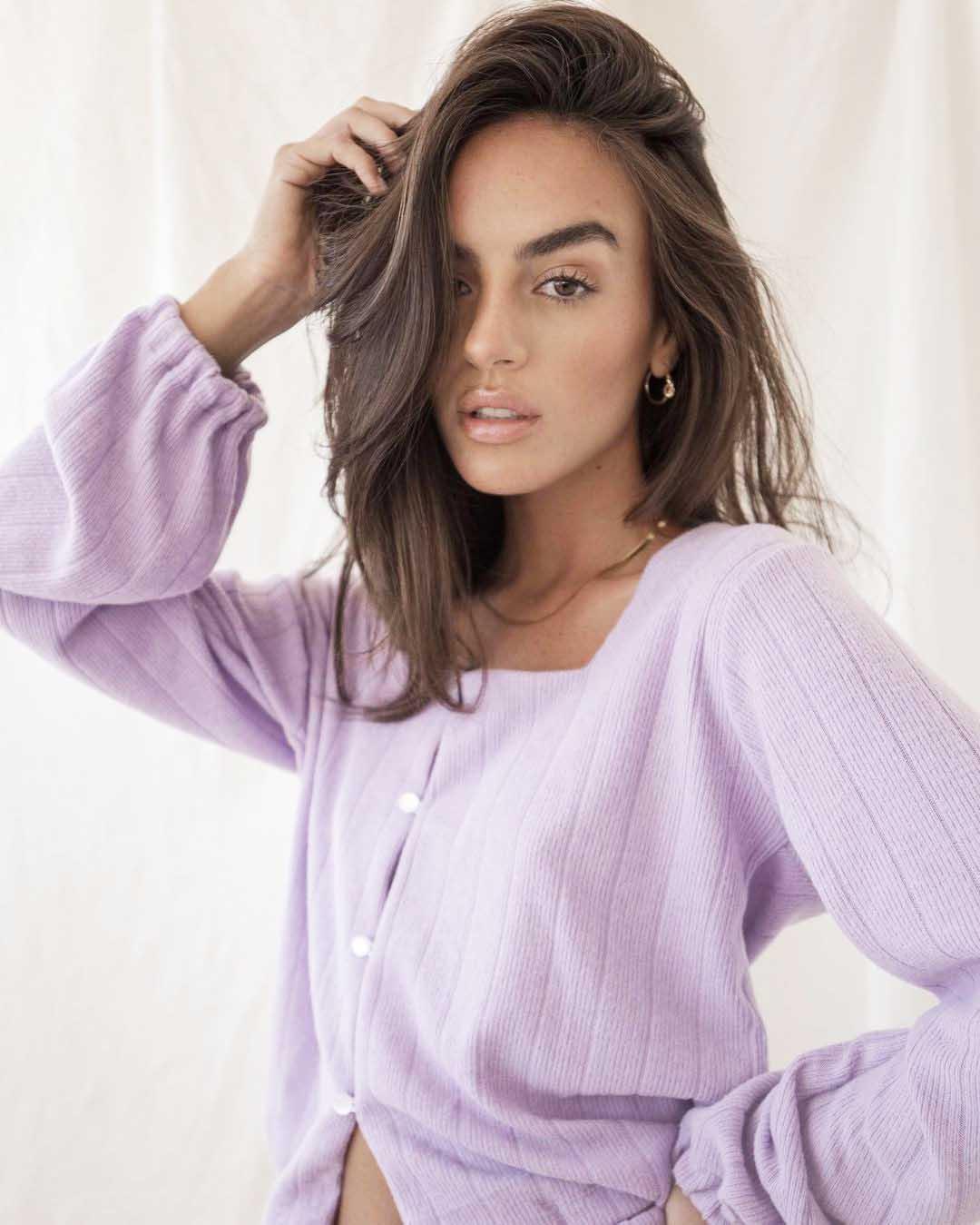 blusa remera estilo comfy otoño invierno 2021