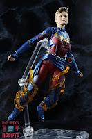 SH Figuarts Captain Marvel (Avengers Endgame) 25