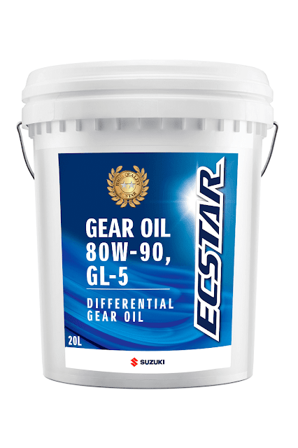 Gear Oil 75W-90 GL-4