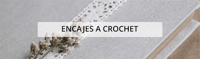[Puntos y Figuras] Encajes y Puntillas a Crochet