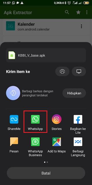 Cara Mengirim Aplikasi lewat Whataspp (6)