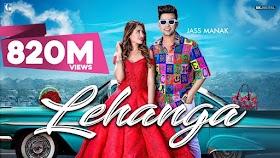 Lehanga Lyrics Jass Manak