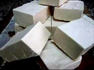 Fabricar jabón con aceite usado
