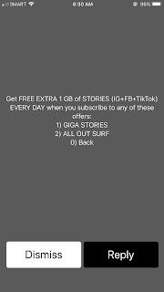 Free 1GB of Stories IG-FB-Tiktok 2