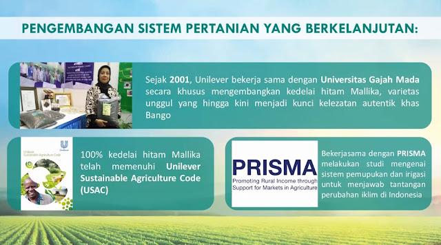 Pengembangan sistem pertanian berkelanjutan