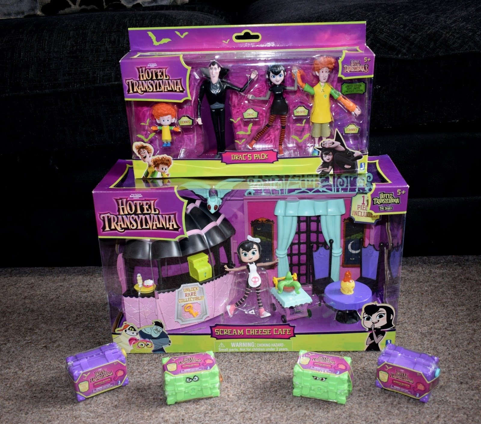 The Fantastic New Toy Line Inspired By Movies Has Lots Of Products In Which Include Figures Playsets And Even Some Mystery Collectables Much To