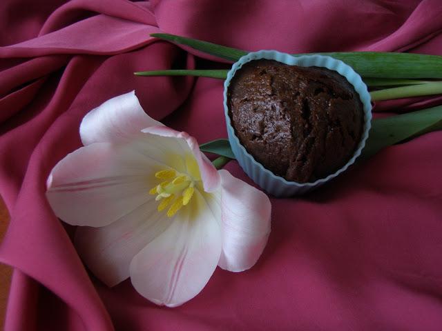 muffina Bardzo czekoladowe muffiny