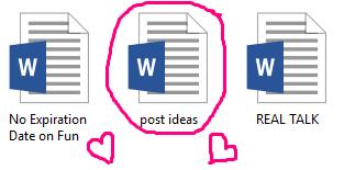 My Blog Post Writing Process