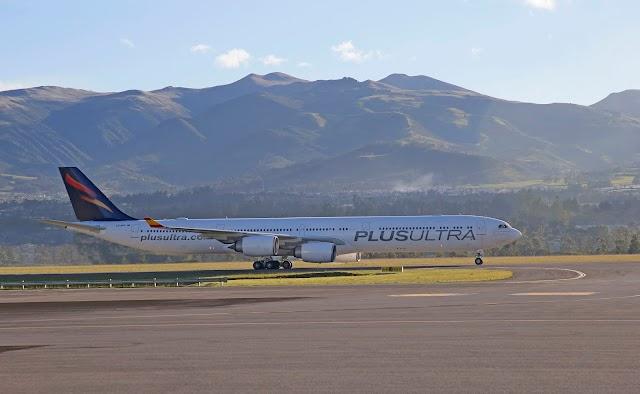"""Plus Ultra Líneas Aéreas adelanta su campaña de Black Friday y lanza """"Plus Ultra Week"""""""