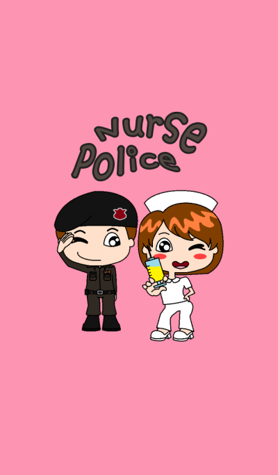Nurse and Police forever