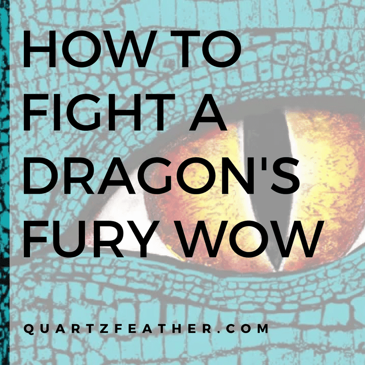 How to Fight a Dragon's Fury WOW
