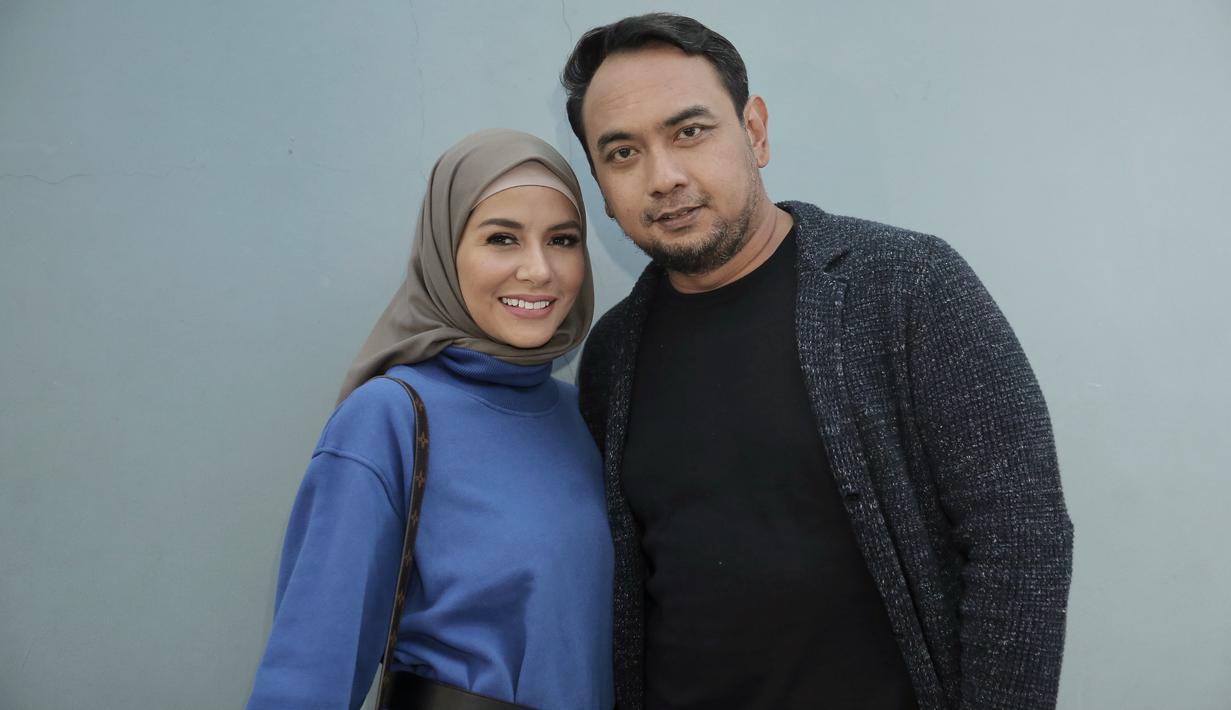 pakai hijab dan manis Bebi Romeo dan Meisya Siregar