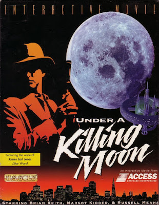 Portada videojuego Under a Killing Moon - Tex Murphy 3