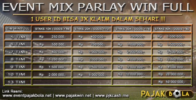 Mix Parlay Virtual