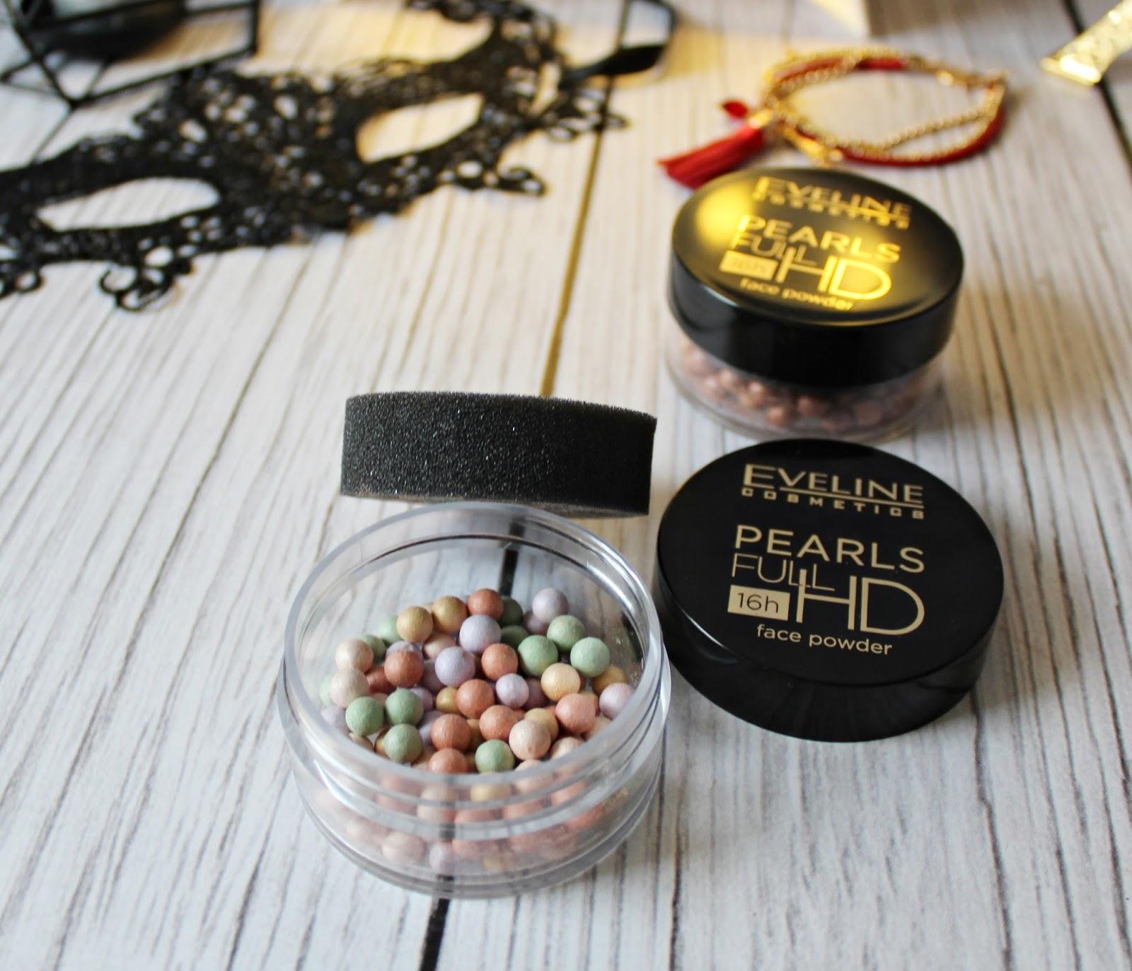 Eveline FULL HD – puder wyrównujący koloryt w kulkach