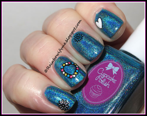 Cupcake Polish ~ Suitor on a Scooter