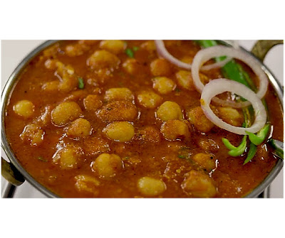 Homemade chole masala recipe