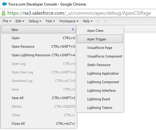 SimplySfdc com: Salesforce: Coding Editors