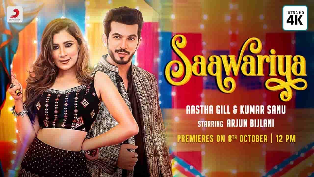 Saawariya lyrics Aastha Gill x Kumar Sanu Hindi Song