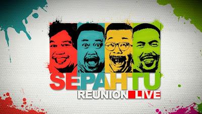 Siaran Langsung Sepahtu Reunion Live 2020 (ASTRO)
