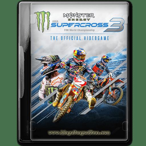 Descargar Monster Energy Supercross 3 PC Full Español