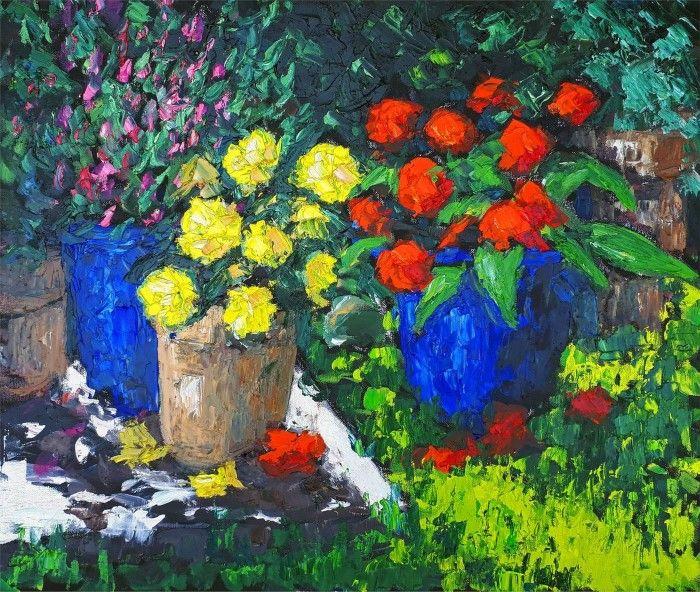 Тысячи цветов и оттенков