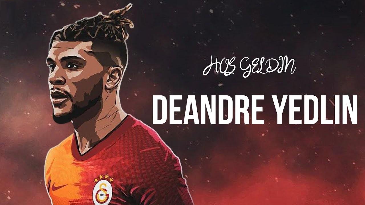 DeAndre Roselle Yedlin resmen Galatasaray'da!