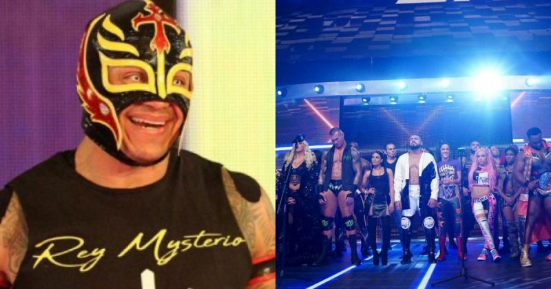 Company offered Rey Mysterio a special deal that most Superstars don't get