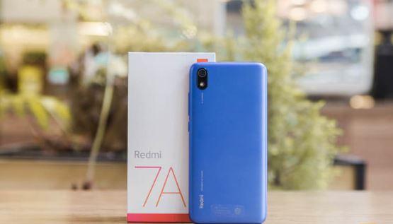 Xiaomi Redmi 7A - Điện thoại 2 triệu tốt nhất phân khúc máy giá rẻ