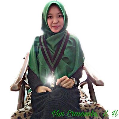 Vivi Ermasela Terpilih Sebagai Ketua Umum BPL HMI Cabang Bandar Lampung
