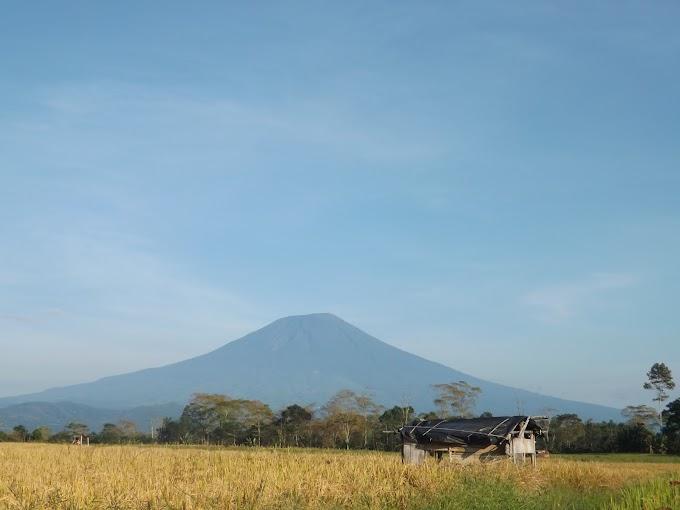 Gunung Dempo, Sebuah Perjalanan #1