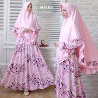 Jual Baju Busana Muslim Gamis Haira Syari