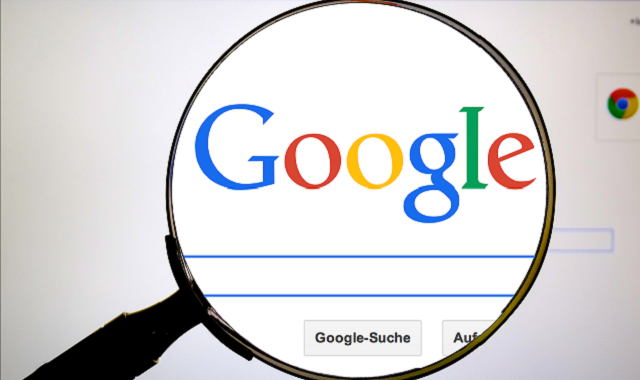 Google tests to provide only the web domain in search results